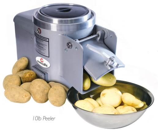 10lb and 15lb Potato Peelers