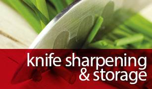Product Category Knife Sharpening and Storage