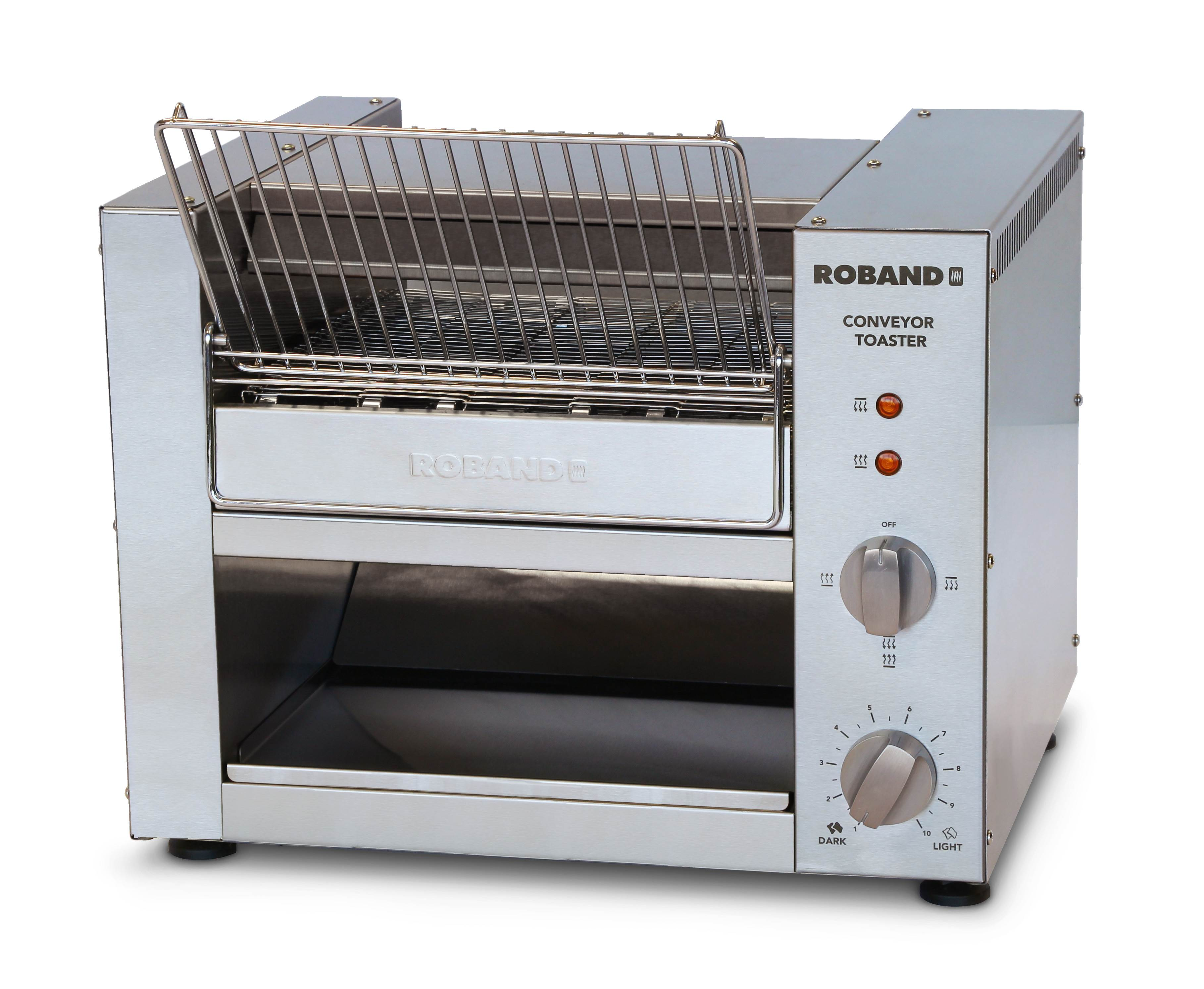 TCR10 Conveyor Toaster