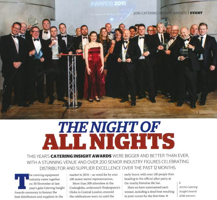 Catering Insight Awards 1 - Jan 2017