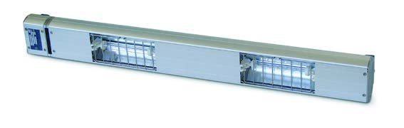 Quartz Heat Lamp Standard Assemblies