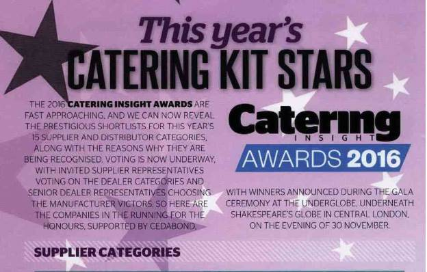 Catering Insight Awards 1 - Nov 2016